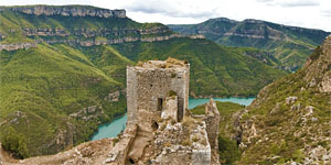 Castle of Chirel (Spain)