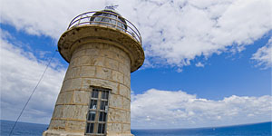 Lekeitio lighthouse