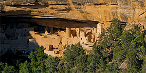 Cliff Palace en Mesa Verde National Park